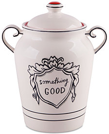 Home Essentials Molly Hatch Good Thoughts Large Canister