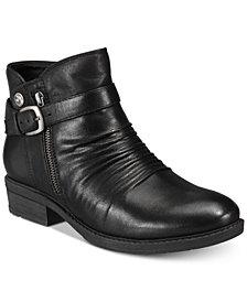Baretrap Yasmyn Ankle-Zip Booties