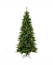7.5' Camdon Fir Slim Artificial Christmas Tree Unlit