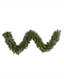 9' Grand Teton Artificial Christmas Garland Unlit