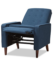 Mathias Lounge Chair, Quick Ship
