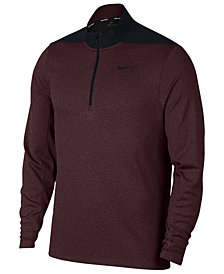 Nike Men's Dry Half-Zip Golf Top