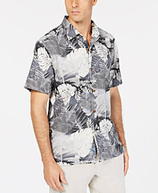 Tommy Bahama Men's Royal Costa Vines Camp Shirt