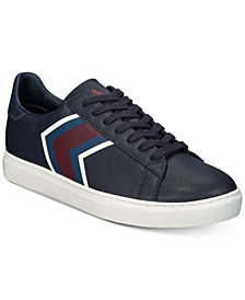 Armani Exchange Men's Arrow Chevron Sneakers