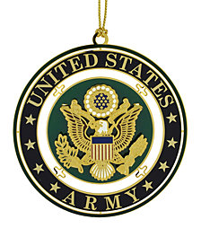 ChemArt US Army Seal Ornament