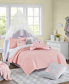 Urban Dreams Verona Quilt Mini Set Twin, Created for Macy's