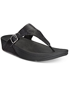 FitFlop The Skinny Wedge Sandals