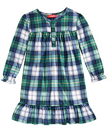 Matching Family Pajamas Mackenzie Nightgown, Available in Toddler and Kids, Created For Macy's