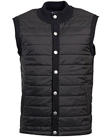 Men's Essential Quilted Gilet, Created for Macy's