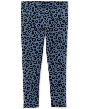 Carters Toddler Girls CheetahPrint Leggings