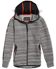 Superdry Men's Gym Tech Stretch Hoodie