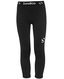 Sondico Boys' Core Three-Quarter Base Layer Tights from Eastern Mountain Sports