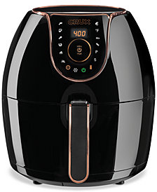 Crux 5.3-Qt. Digital Air Convection Fryer