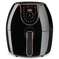Deals on Crux 5.3-Qt. Digital Air Convection Fryer
