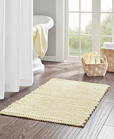 "The Madison Park Lasso 24"" x 40"" Yarn Dyed Chain Stitch Rug"