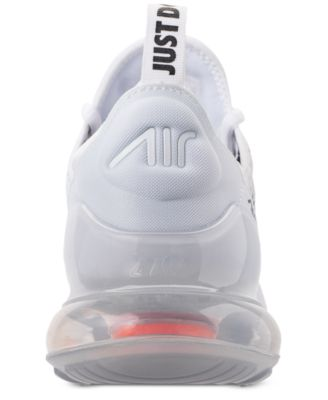 low priced b85f2 1a00d Finders | Men's Air Max 270 Casual Sneakers from Finish Line