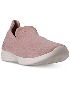 Skechers Women's YOU Define - Perfection Walking Sneakers from Finish Line