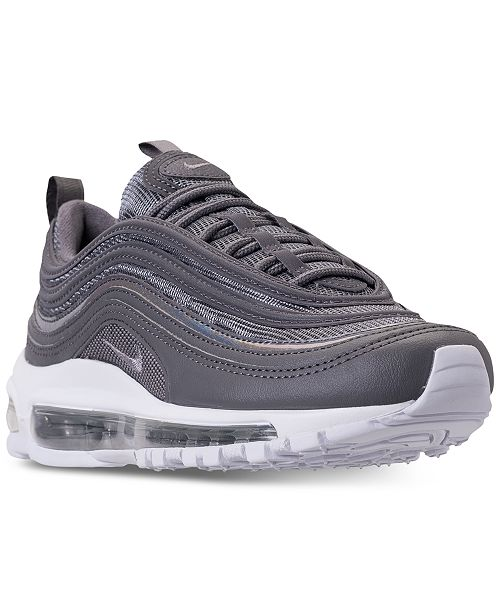 differently 53448 44ccd Nike Girls' Air Max 97 Running Sneakers from Finish Line ...
