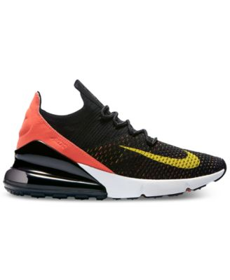 Women s Air Max 270 Flyknit Casual Sneakers from Finish Line a0d471e476