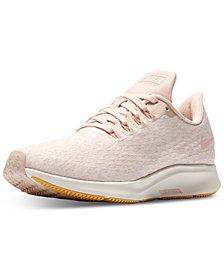 Nike Women's Air Zoom Pegasus 35 Premium Running Sneakers from Finish Line