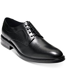 Cole Haan Men's Hartsfield Plain-Toe Oxfords