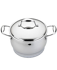 BergHoff Zeno 2.1-qt Stainless Steel Covered Casserole