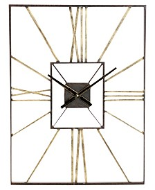 Lex Mid Century Wall Clock