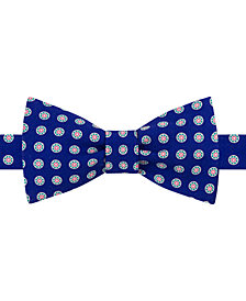 Tommy Hilfiger Men's Medallion To-Tie Silk Bow Tie
