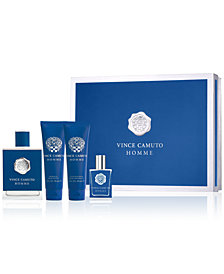 Vince Camuto Men's 4-Pc. Homme Gift Set