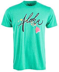 Men's ALOHA Graphic T-Shirt