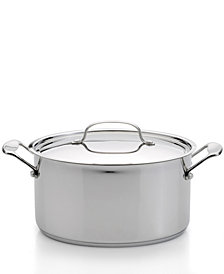 BergHoff Premium 8-qt Stainless Steel Covered Stockpot