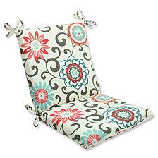 Pom Pom Play Peachtini Squared Corners Chair Cushion