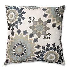 """Marais English Garden 24.5"""" Floor Pillow"""
