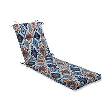 Paso Azure Chaise Lounge Cushion