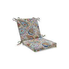 Gilford Festival Squared Corners Chair Cushion