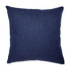"""Sonoma Navy 16.5"""" Throw Pillow"""