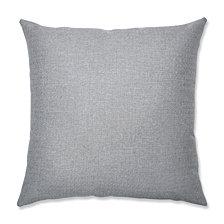 """Sonoma Silver 24.5"""" Floor Pillow"""