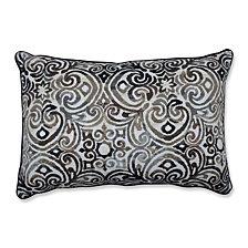Corinthian Driftwood Over-sized Rectangular Throw Pillow, Set of 2