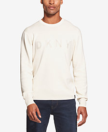 DKNY Men's Logo Sweater