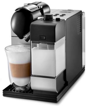 DeLonghi Lattissima Plus Espresso and Cappuccino Machine with Nespresso Capsule System