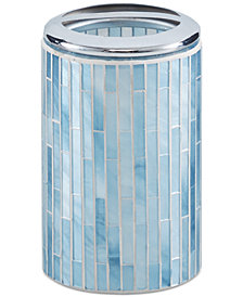 JLA Home Atlantic Mosaic Toothbrush Holder, Created for Macy's