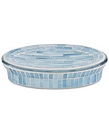 JLA Home Atlantic Mosaic Soap Dish, Created for Macy's