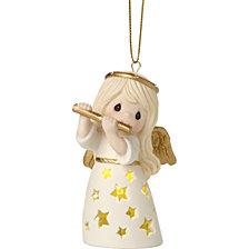 Make A Joyful Noise Lighted Ornament