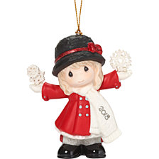 Precious Moments Have A Magical Holiday Season 2018 Dated Ornament