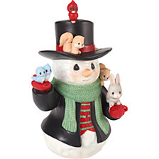 9th Annual Snowman Series Christmas Cheer For All Figurine