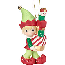 3rd Annual Elf Series Christmas Cheer Ornament