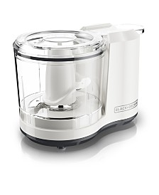 Black & Decker 1.5-Cup One-Touch Chopper