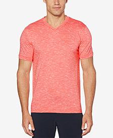 Perry Ellis Men's Heathered V-Neck T-Shirt