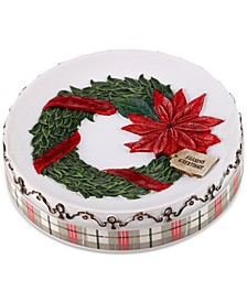 CLOSEOUT! Farmhouse Holiday Soap Dish