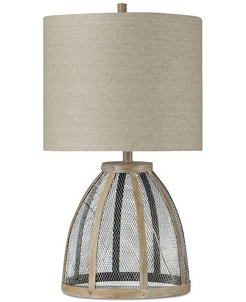 StyleCraft Bateau Bay Table Lamp